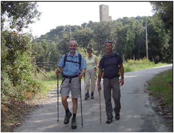 Trekking and Nordic Walking course 2009